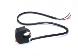 włącznik halogenów - świateł z obejmą na kierownicę