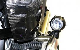 halogeny soczewkowe przeciwmgielne - zestaw z instalacją