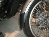chlapak błotnika Honda VT750 SHADOW