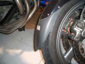 chlapak błotnika Yamaha XJ600 DIVERSION
